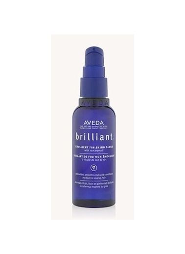 Aveda Aveda Brilliant Emollient Finishing Gloss-Parlatıcı Sprey 75Ml Renksiz